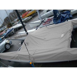 Non battened jib COMPATIBLE Hobie cat 16 Easy
